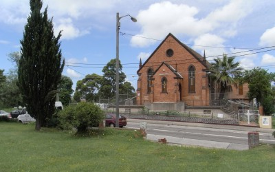 ACHCS STATEMENT – INTERIM ORDER ISSUED FOR COPTIC CHURCH BUILDING AT SYDENHAM