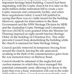 Marrickville Heritage Society – Jan / Feb Newsletter 2016
